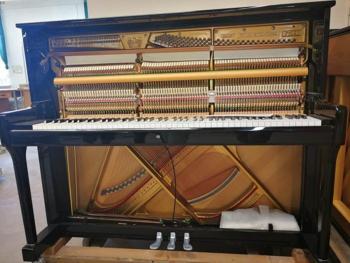 Wilhelm Steinberg Piano P121 Interno