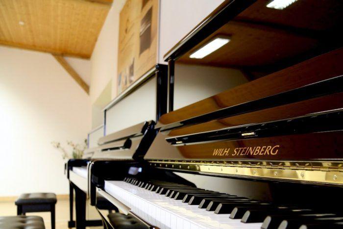 Wilhelm Steinberg Piano P121 teclas