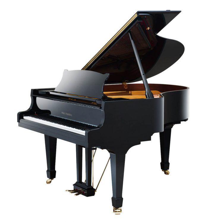 Wilhelm Steinberg Piano P178 negro